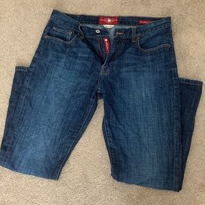 Men's Lucky Brand Jeans 221 Original Boot Cut